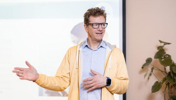 8 viikon MBSR-kurssi Petri Pennanen