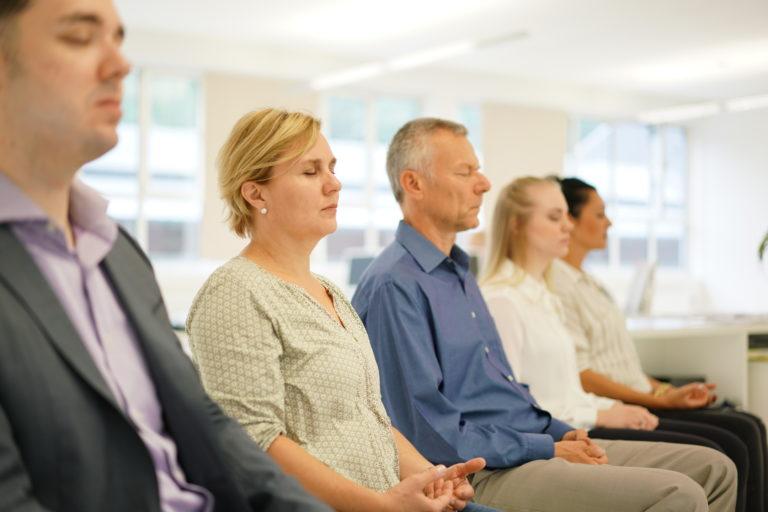 mindfulness työelämässä